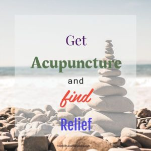 How acupuncture can relieve stress while home buying